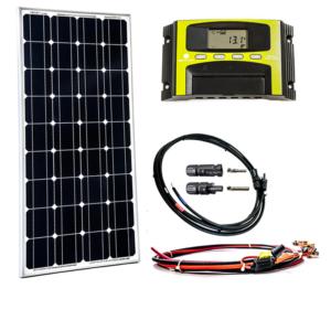 Solaranlagen / LED-Leuchten